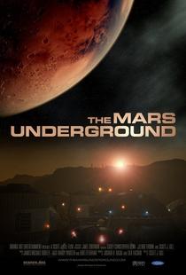 The Mars Underground - Poster / Capa / Cartaz - Oficial 1