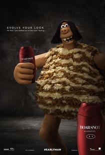 O Homem das Cavernas - Poster / Capa / Cartaz - Oficial 6