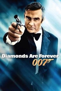 007 - Os Diamantes são Eternos - Poster / Capa / Cartaz - Oficial 7
