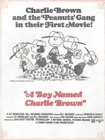 Um Garoto Chamado Charlie Brown - Poster / Capa / Cartaz - Oficial 3