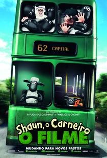 Shaun: O Carneiro - O Filme - Poster / Capa / Cartaz - Oficial 4