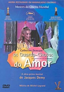 Os Guarda-Chuvas do Amor - Poster / Capa / Cartaz - Oficial 10