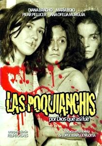 Las Poquianchis - Poster / Capa / Cartaz - Oficial 2