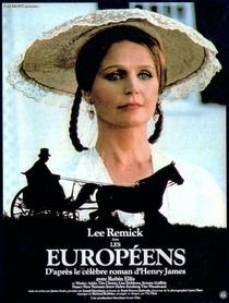 Os Europeus - Poster / Capa / Cartaz - Oficial 6