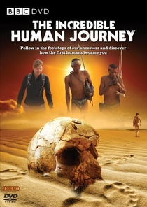 The Incredible Human Journey - Poster / Capa / Cartaz - Oficial 1