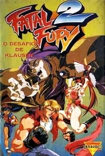 Fatal Fury 2: O Desafio de Krauser - Poster / Capa / Cartaz - Oficial 2