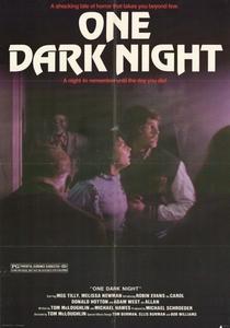 Numa Noite Escura - Poster / Capa / Cartaz - Oficial 3