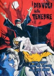 Devils of Darkness - Poster / Capa / Cartaz - Oficial 1