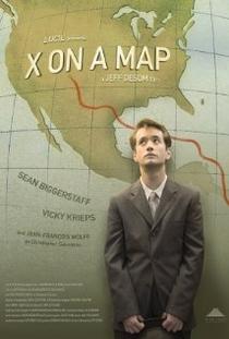X Num Mapa  - Poster / Capa / Cartaz - Oficial 1