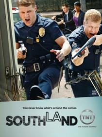 Southland: Cidade do Crime (3ª Temporada) - Poster / Capa / Cartaz - Oficial 1
