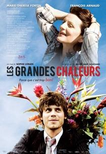 Les Grandes Chaleurs - Poster / Capa / Cartaz - Oficial 2