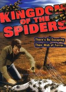 O Império das Aranhas  - Poster / Capa / Cartaz - Oficial 4