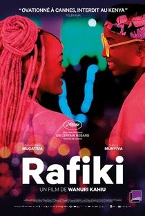 Rafiki - Poster / Capa / Cartaz - Oficial 1