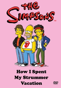The Simpsons - How I Spent My Strummer Vacation - Poster / Capa / Cartaz - Oficial 1