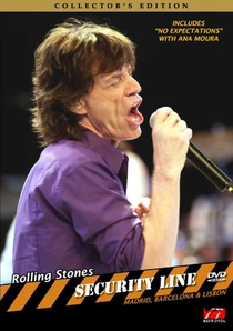 Rolling Stones - Security Line 2007 - Poster / Capa / Cartaz - Oficial 1