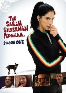 The Sarah Silverman Program (1ª Temporada) - Poster / Capa / Cartaz - Oficial 1
