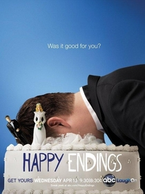 Happy Endings (1ª Temporada) - Poster / Capa / Cartaz - Oficial 1