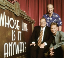 Whose Line Is It Anyway? 5ª Temporada - Poster / Capa / Cartaz - Oficial 1