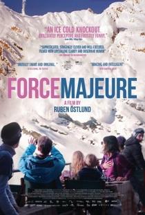 Força Maior - Poster / Capa / Cartaz - Oficial 2