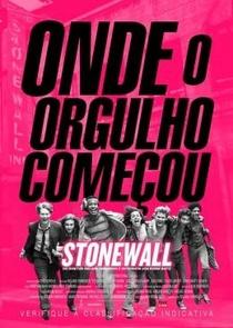 Stonewall - Onde o Orgulho Começou - Poster / Capa / Cartaz - Oficial 3