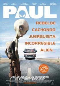 Paul: O Alien Fugitivo - Poster / Capa / Cartaz - Oficial 7