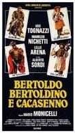 Bertoldo, Bertoldino, e Cascacenno (Bertoldo, Bertoldino, and Cascacenno)