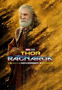 Thor: Ragnarok - Poster / Capa / Cartaz - Oficial 20