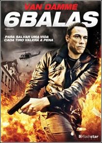 6 Balas - Poster / Capa / Cartaz - Oficial 4