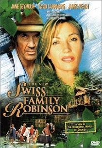 As Novas Aventuras da Família Robinson - Poster / Capa / Cartaz - Oficial 1