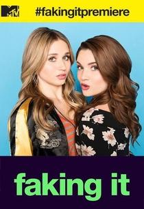 Faking It (2ª Temporada) - Poster / Capa / Cartaz - Oficial 4