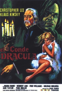 Conde Drácula - Poster / Capa / Cartaz - Oficial 6