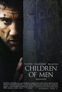 Filhos da Esperança - Poster / Capa / Cartaz - Oficial 2