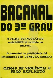 Bacanal do Terceiro Grau - Poster / Capa / Cartaz - Oficial 2