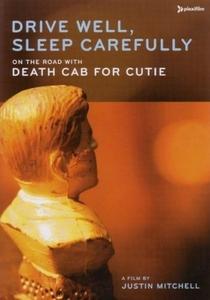 Dirija bem, durma com cuidado: na estrada com Death Cab for Cutie - Poster / Capa / Cartaz - Oficial 1