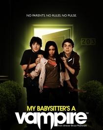 Minha Babá é Uma Vampira (1ª Temporada) - Poster / Capa / Cartaz - Oficial 1