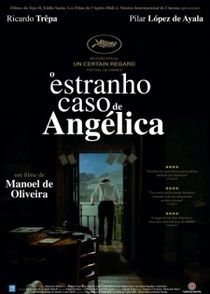O Estranho Caso de Angélica - Poster / Capa / Cartaz - Oficial 3