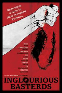 Bastardos Inglórios - Poster / Capa / Cartaz - Oficial 5