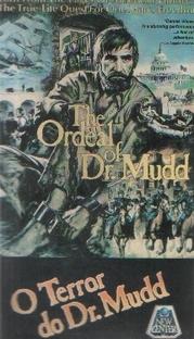O Terror do Dr. Mudd - Poster / Capa / Cartaz - Oficial 1