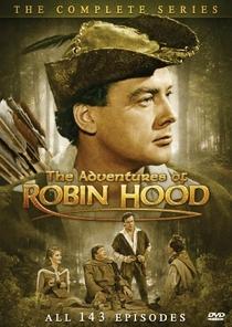 As Aventuras de Robin Hood - Poster / Capa / Cartaz - Oficial 1