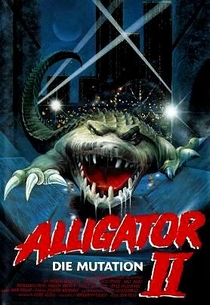 Alligator 2 - A Mutação - Poster / Capa / Cartaz - Oficial 1