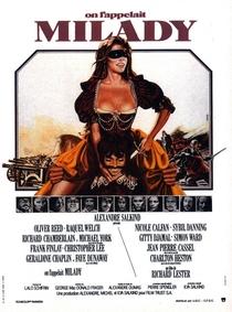Os Quatro Mosqueteiros - A Vingança de Milady - Poster / Capa / Cartaz - Oficial 5