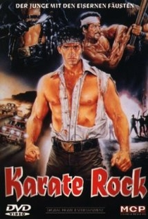 Karate Rock - Poster / Capa / Cartaz - Oficial 1