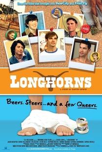 Longhorns - Poster / Capa / Cartaz - Oficial 1
