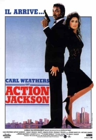 Action Jackson - Poster / Capa / Cartaz - Oficial 1