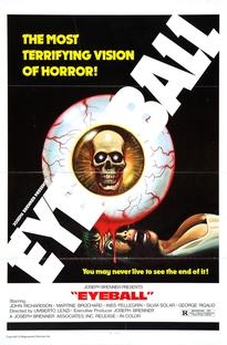 Eyeball - Poster / Capa / Cartaz - Oficial 1