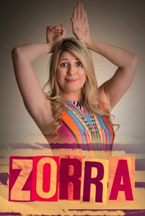 Zorra - Poster / Capa / Cartaz - Oficial 1