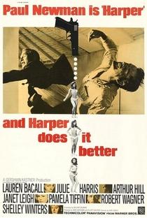 Harper - O Caçador De Aventuras - Poster / Capa / Cartaz - Oficial 2