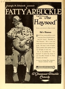 The Hayseed - Poster / Capa / Cartaz - Oficial 1