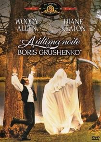 A Última Noite de Boris Grushenko - Poster / Capa / Cartaz - Oficial 2