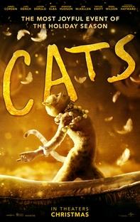 Cats - Poster / Capa / Cartaz - Oficial 3